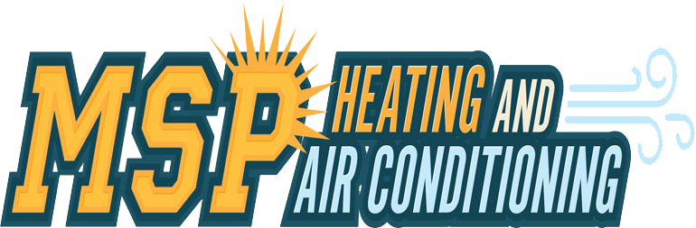 MSP Heating and Air Conditioning, Logo